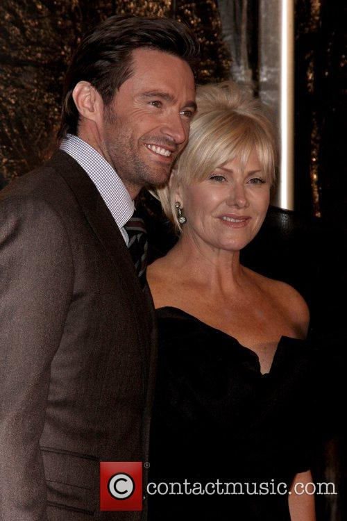 Hugh Jackman and Deborra-lee Furness 8