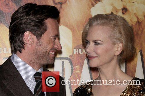 Hugh Jackman and Nicole Kidman 5