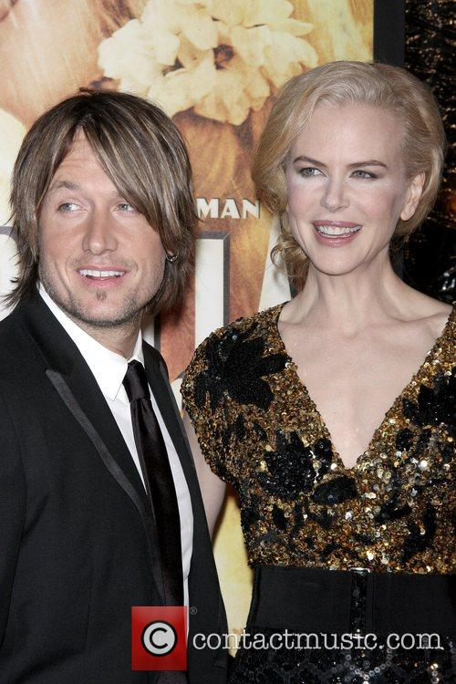 Keith Urban and Nicole Kidman 2
