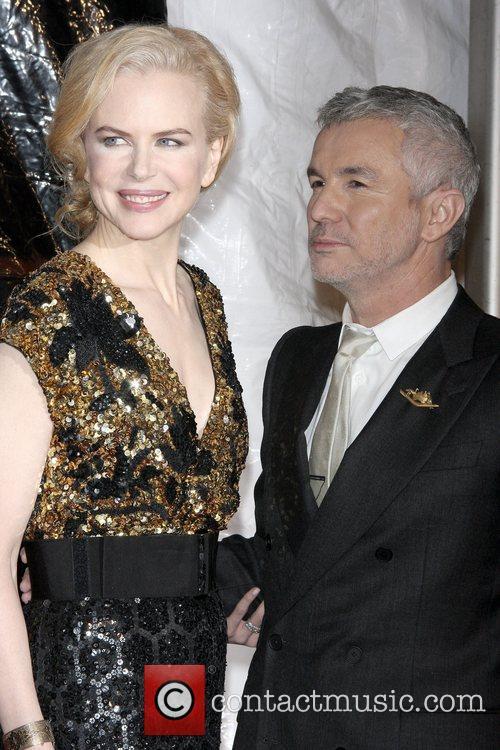 Nicole Kidman and Baz Luhrmann 3