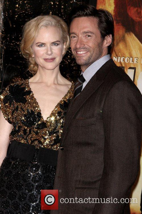 Nicole Kidman and Hugh Jackman 9