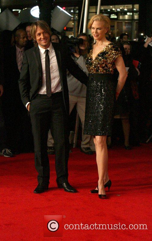 Hugh Jackman and Nicole Kidman 6