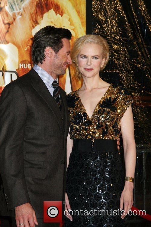 Hugh Jackman and Nicole Kidman 7