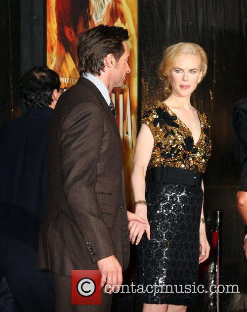Hugh Jackman and Nicole Kidman 8