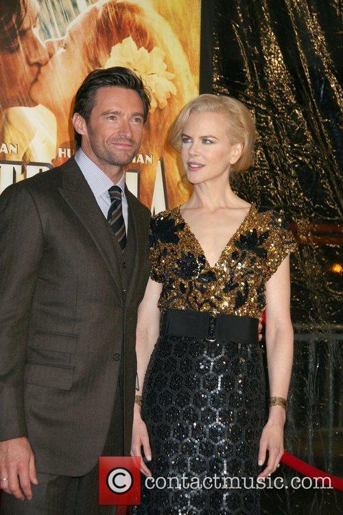 Hugh Jackman and Nicole Kidman 1