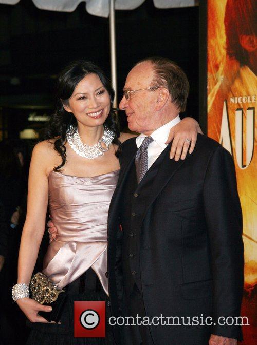 Rupert Murdoch Wendy 2
