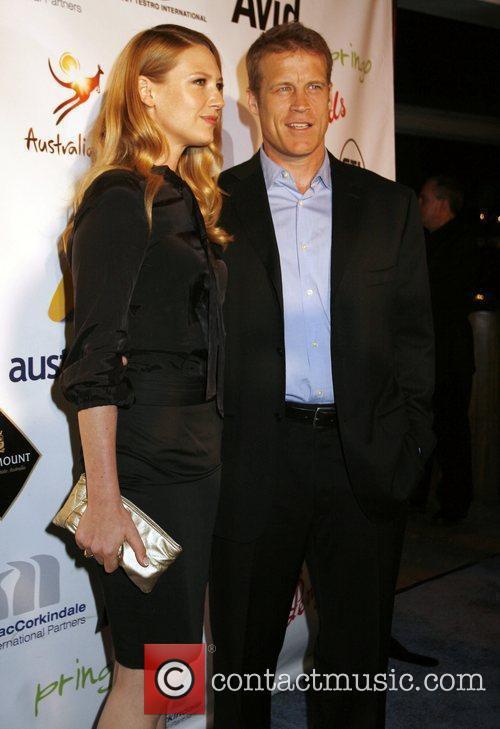 Anna Torv and husband Mark Valley Australians In...