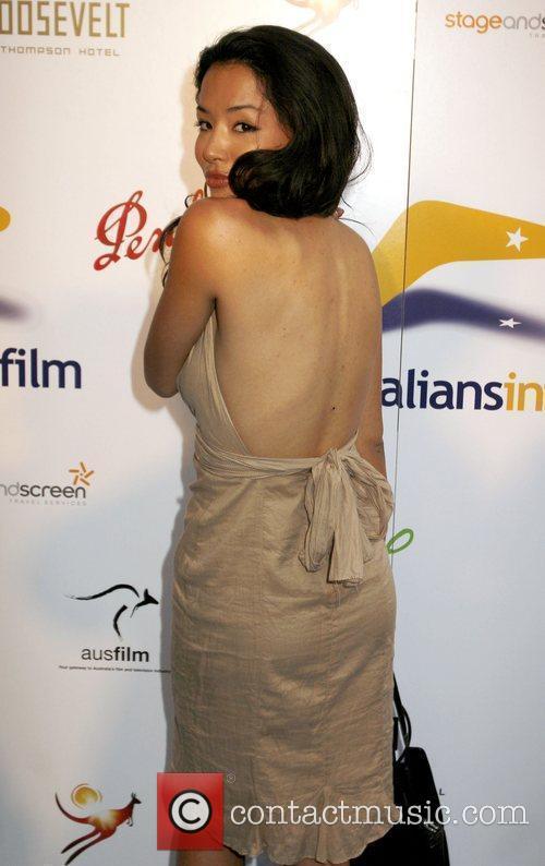 Stephanie Jacobsen Australians In Film's 2009 Breakthrough Awards...