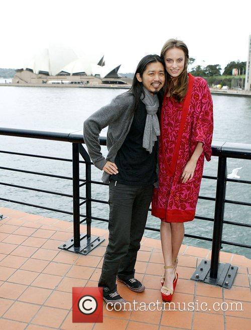 Akira Isogawa, Misha Parkosz Australian Fashion Week held...