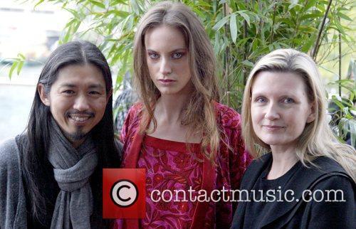 Misha Parkosz, Akira Isogawa, Samantha Bagchi  Australian...