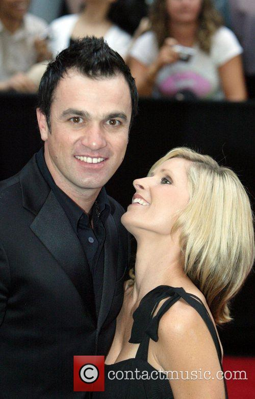 Shannon Noll and Rochelle Noll