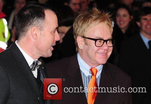 The UK Premiere of 'Australia' held at the...