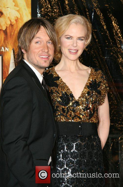 Keith Urban and Nicole Kidman 6