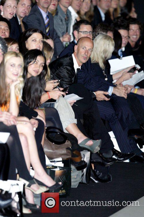 Simon Lock, founder of Australian Fashion Week Australian...