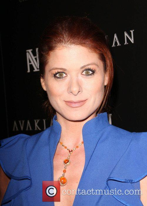 Debra Messing Launch of the first Avakian Beverly...