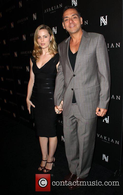 Melissa George Launch of the first Avakian Beverly...