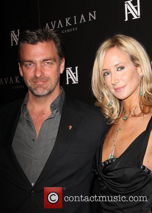 Ray Stevenson and Lady Victoria Hervey 4