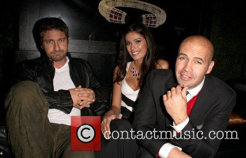 Gerard Butler, Billy Zane and Guest  Launch...