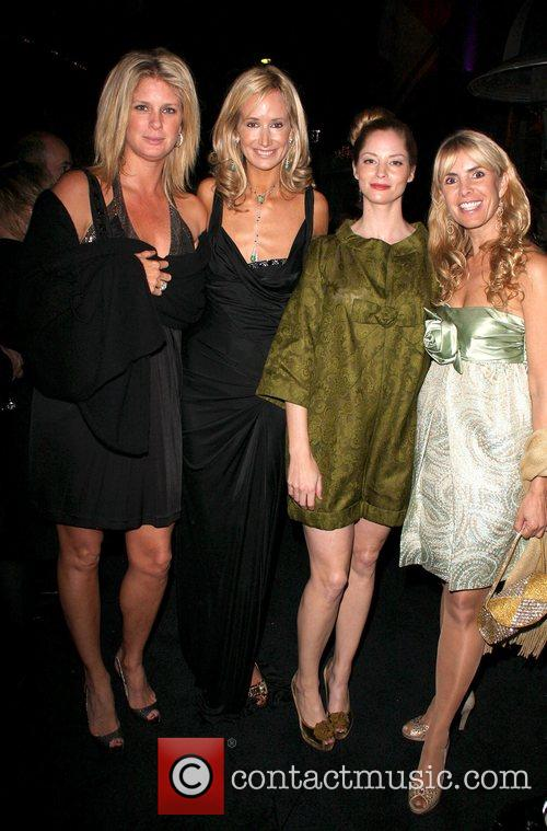 Rachel Hunter, Lady Victoria Hervey, Sienna Guillory and...
