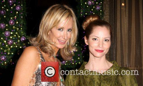 Sienna Guillory and Lady Victoria Hervey  Launch...