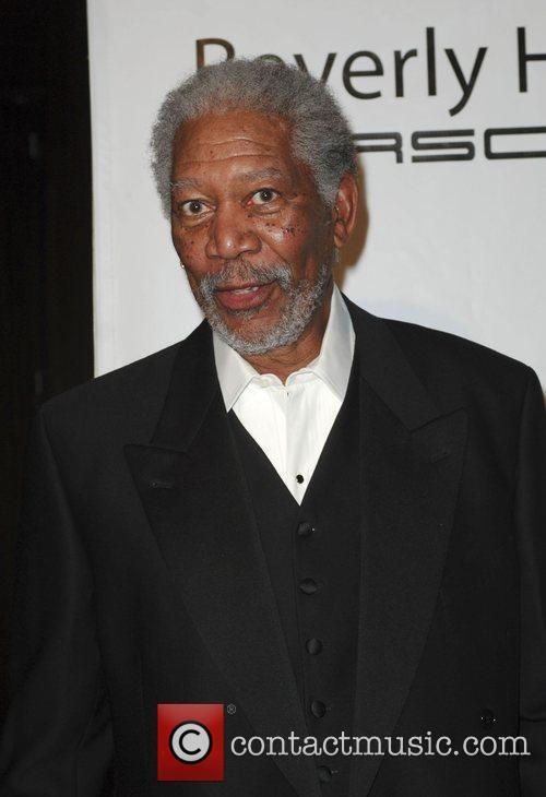 Morgan Freeman and Harrison Ford 1