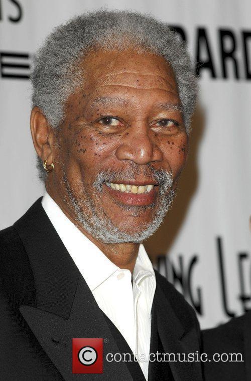 Morgan Freeman and Harrison Ford 2