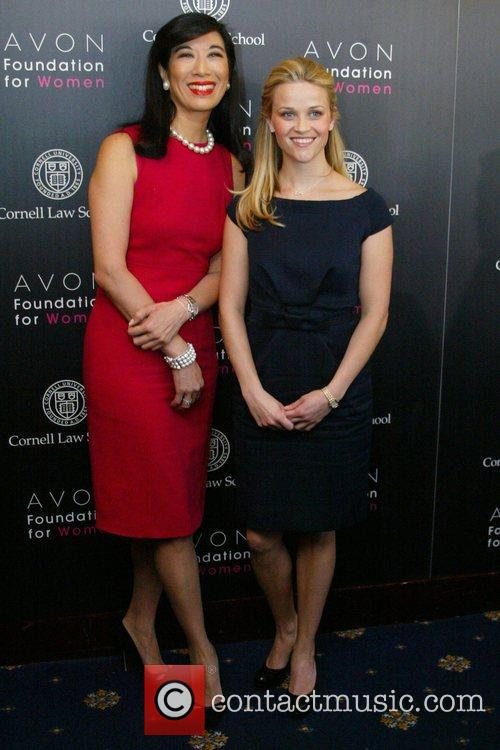 Avon Global Ambassador Reese Witherspoon speaks out against...
