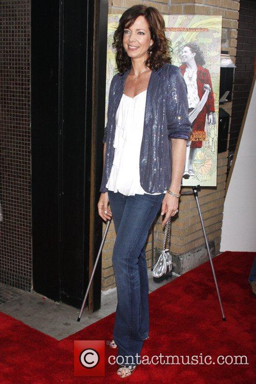 Allison Janney Picture - Allison Janney New York Premiere Of