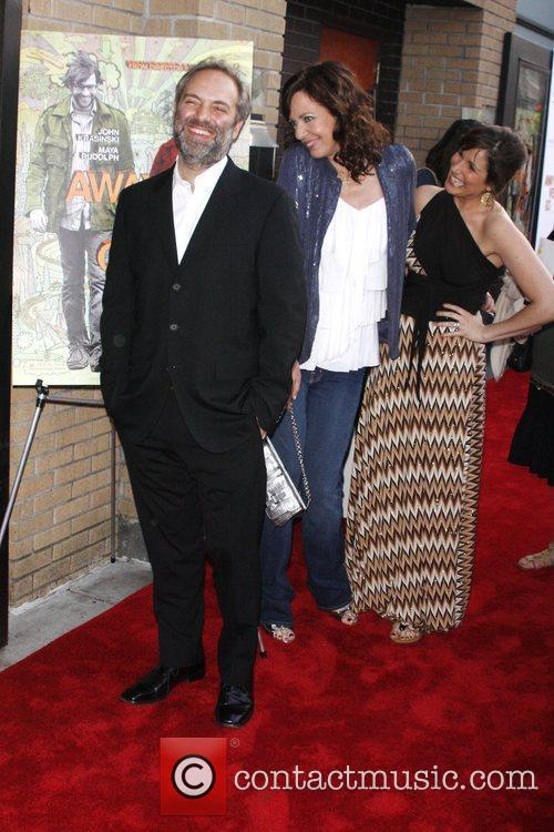 Sam Mendes, Allison Lanney and Melanie Lynskey 2
