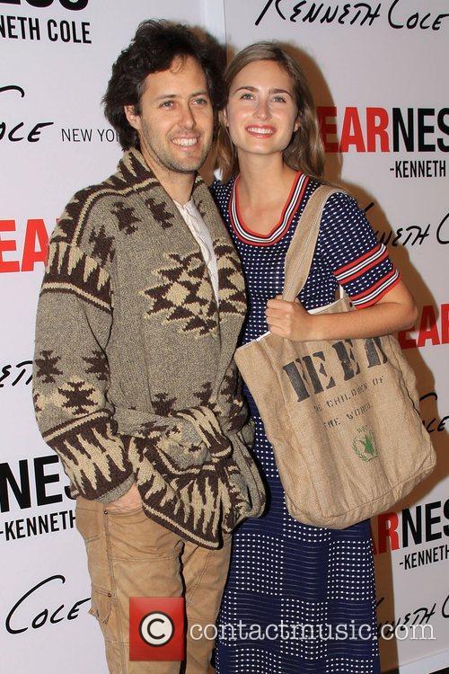 David Lauren and Lauren Bush Launch Party for...