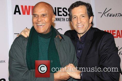 Harry Belafonte, Kenneth Cole Launch Party for Kenneth...