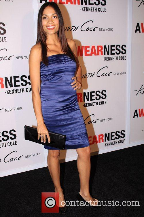Rosario Dawson, Kenneth Cole
