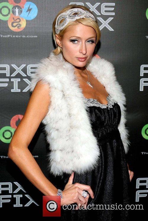 Attends the Axe Fix party at the Sundance...
