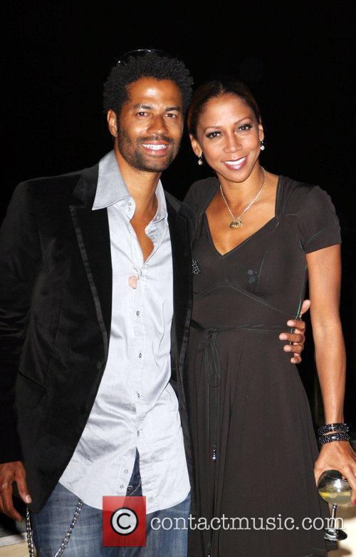Golden Brooks and Eric Benet 1