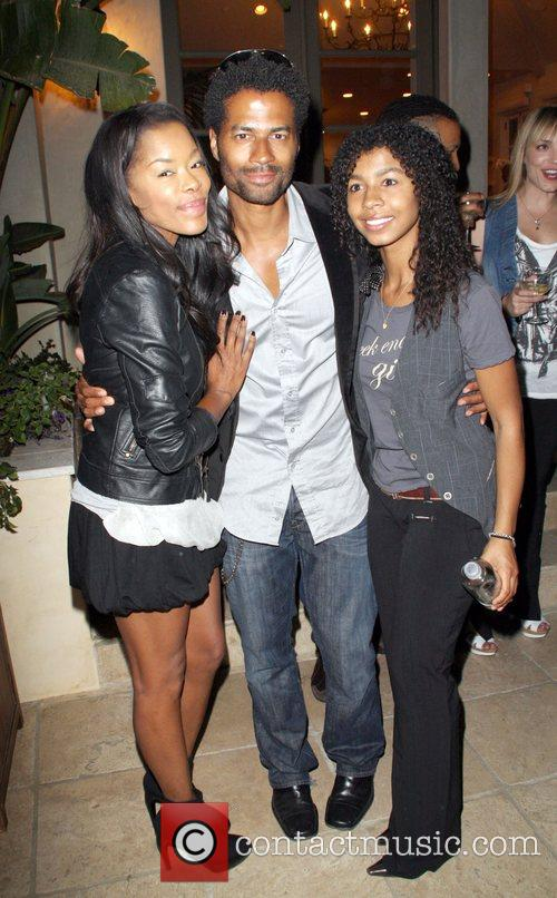 Golden Brooks and Eric Benet 2