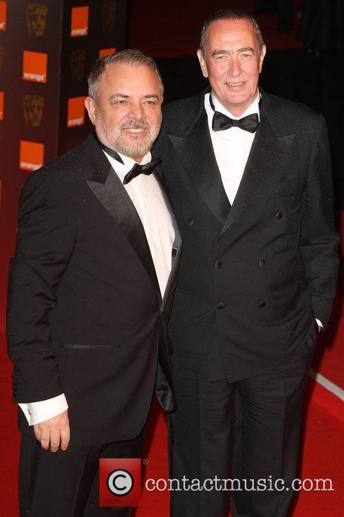 Bernd Eichinger and Uli Edel 1