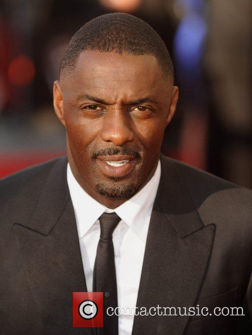 idris elba shirtless. girlfriend Idris Elba #39