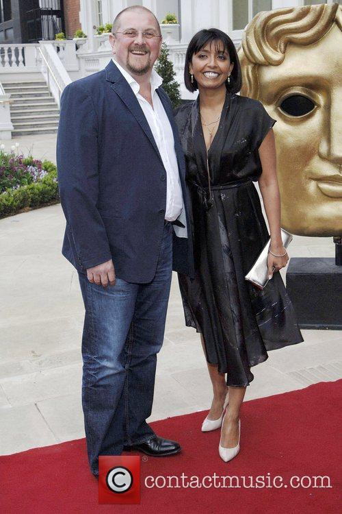 Charles Dale & Sunetra Sarker British Academy Television...