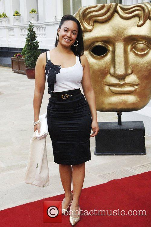 Rhea Bailey British Academy Television Awards 2009 (BAFTA)...