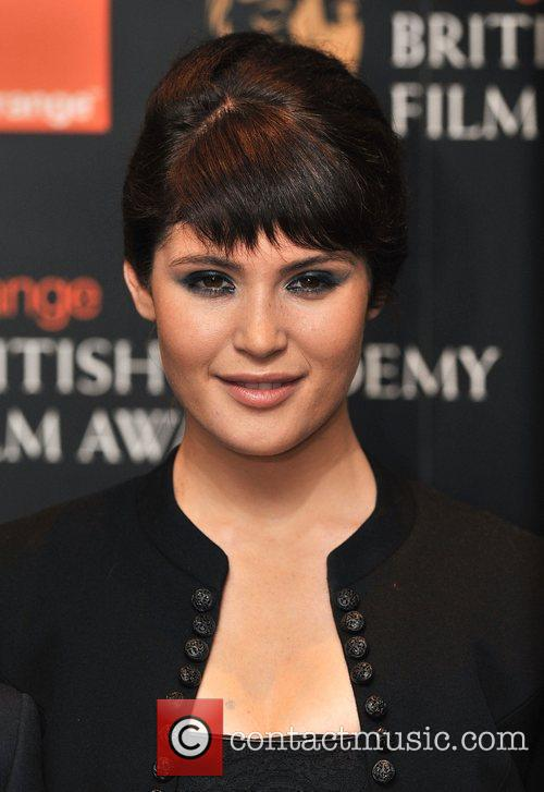 Gemma Arterton The Orange British Academy Film Awards...