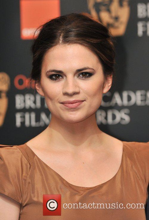 Hayley Atwell The Orange British Academy Film Awards...