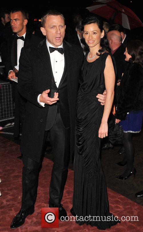 Daniel Craig and Satsuki Mitchell 2