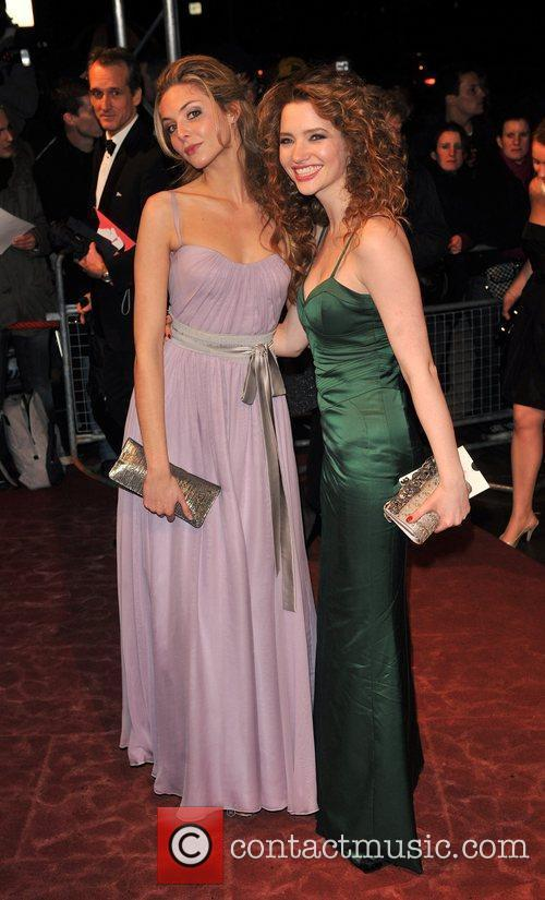 Talulah Riley and Tamsin Egerton 2