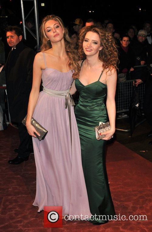 Talulah Riley and Tamsin Egerton 1