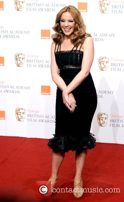 Kylie Minogue, BAFTA
