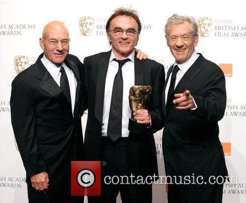 Patrick Stewart and Danny Boyle 4