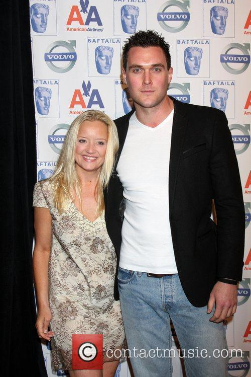 Lucy Davis and Owain Yeoman 3
