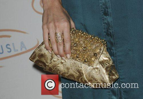 Lily Colins Lupus LA's Hollywood Bag Ladies Luncheon...