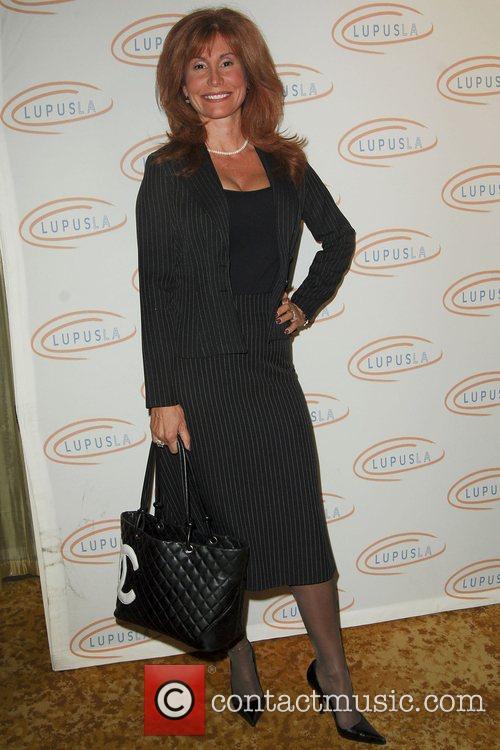 Susan DeLaurentiis Lupus LA's Hollywood Bag Ladies Luncheon...