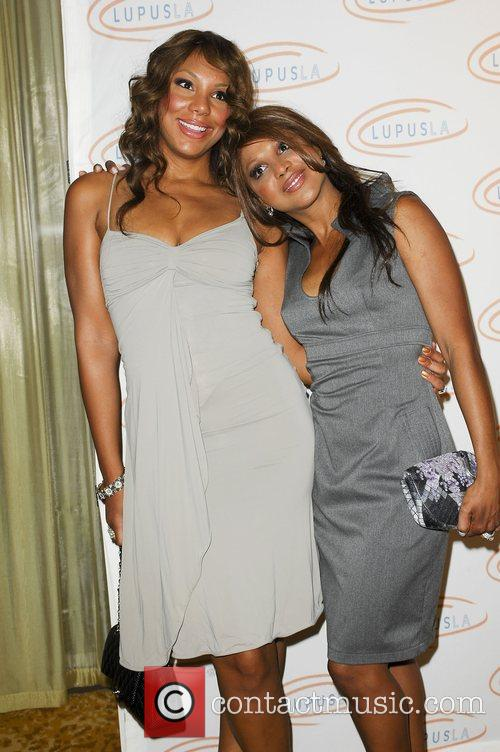 Toni Braxton and Towanda Braxton Lupus LA's Hollywood...